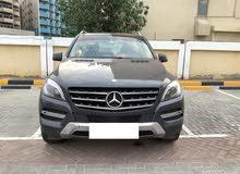 Mercedes ML350 2013