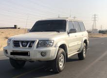 Nissan patrol super safari used for family only