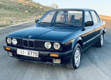 BMW 1990 بوز نمر E30 318 فحص كامل اعلى صنف