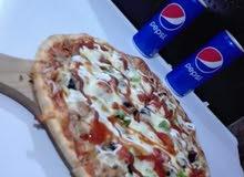 اسطي بيتزا ومعجنات بي جميع انواعها