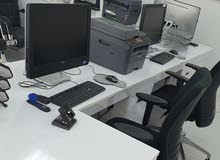 مطلوب موظفه لديها خبره للعمل بمكتب سند ببركاء منطقة العبر