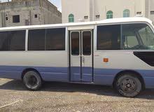 للبيع باص 26 راكب تويوتا كوستر ، for sale 26 seater bus Toyota coaster