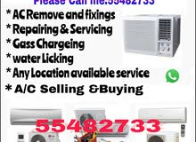 all type air condition sell installation service & repair