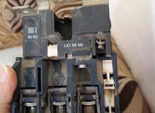 كنتكتر 125 امبير 1000 فولت ما مستخدم اصلي انكليزي للبيع 150 الف وبي مجال قليل