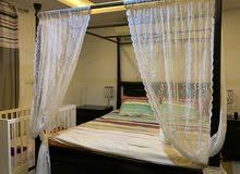 غرفة نوم كبيرة للبيع