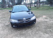 Manual Black Nissan 2004 for sale