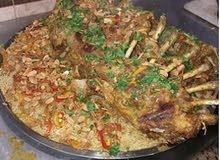 مطبخ الأكلات الشاميه من داخل قطر0097450102849