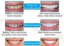 تنظيف الاسنان منتج فعال 100٪ وطبيعي