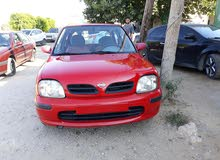 Used 2000 Micra