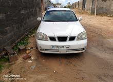 Used condition Chevrolet Lacetti 2004 with +200,000 km mileage