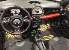 Mini Cooper cabriolet model 2014