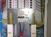 مهندس كهربائي لخدمات الكهربائيه منزليه صناعيه