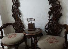كرسيين مصري للبيع ب275