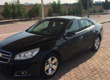 Automatic Black Chevrolet 2013 for sale