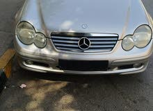 Mercedes Benz C200 Coupe 2001 For Sale