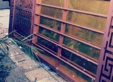 باب حديد سلايد جديد 3 متر