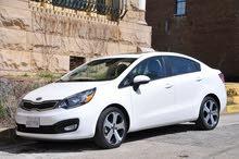 Automatic Kia 2015 for sale - Used - Buraidah city