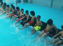 خبير فى تدريب السباحه والغوص الحر جميع الاعمار