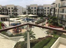 سلطنة عمان الموج Apartment pool view شقة مطلة ع حوض سباحة