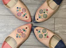 حذاء مغربي