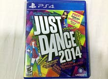 Just Dance 2014  PS4  Everyone 10+  Ps Camera needed