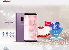 اقساط  Samsung S9+