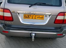 Toyota Land Cruiser 2001 For sale - Grey color