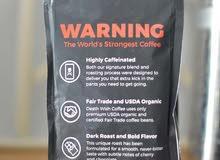 قهوه 200% كافين عالي