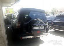 Mitsubishi Pajero 2007 For sale - Black color