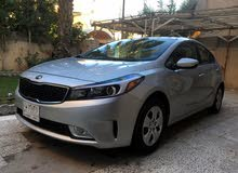 Automatic Silver Kia 2017 for sale