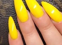 need nail polish specialist
