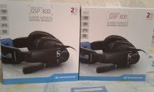 Sennheiser GSP 300 Gaming headset new sealed