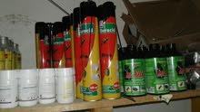 مبيد صراصير وذبان وبقة استعمال في البيوت أمان بدون رائحة