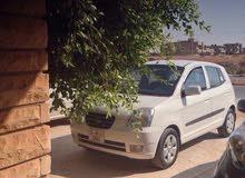 Manual White Kia 2006 for sale
