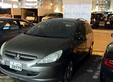 Peugeot 307 Space Wagon 2005