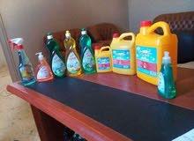 مواد تنظيف جودة عالية