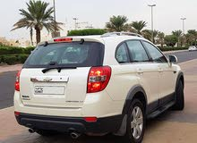 Chevrolet Captiva 2012 For sale - White color