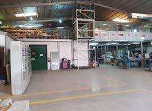 مصنع لوحات كهربائية قائم منذ 20 عام وله سمعه جيده للاستفسار رقم : 0564055556