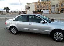 Audi A4 car for sale 1999 in Tripoli city