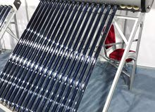 سخانات الانابيب الشمسية