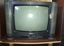 تلفزيون 21 بوصة مع بوفيه