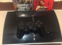 Used Playstation 3 for sale at a low price