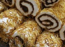 أجود أنواع الحلويات التركي