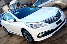 Gasoline Fuel/Power   Hyundai Azera 2013