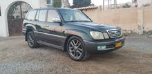 Used condition Lexus LX 1998 with +200,000 km mileage