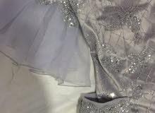 فستان سهرة مقاس m
