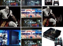 معرض احمد سوني لبيع العاب بلي ستيشن بلي 4 3 اكس بوكس 369