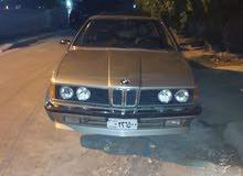 bmw 635 csi limited edition 1987