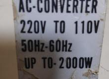 220 volt to 110 volt Transformer