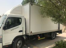 Very Urgent Sale!!! 5 Ton Mitsubishi Canter Pick up covered truck 2015 in Excellent Condition